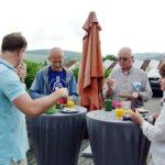 1. Netzwerkfrühstück des Gewerbevereins Waldems