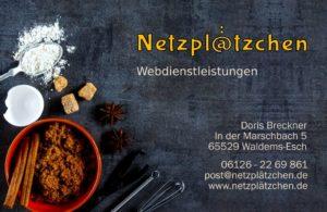 homepage website internet dienstleistungen